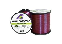 Daiwa Prorex Line Super Soft 0,16mm 2000m
