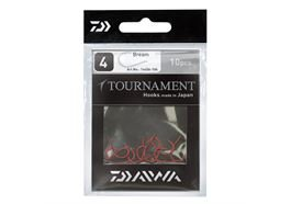 Daiwa Tournament Brassenhaken Gr. 4