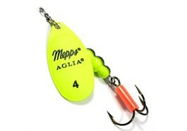 Mepps Aglia Fluo chartreuse Gr.0