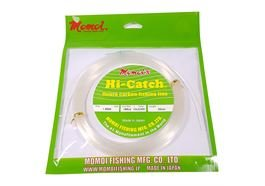 Momoi Hi-Catch Fluorocarbon Clear 20m 1,17mm