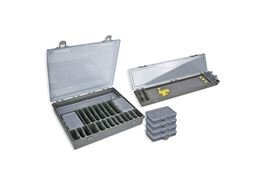 Strategy TACKLE BOX SYSTEM COMPLETE 1+5