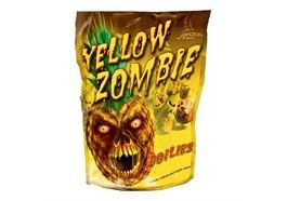 Radical Yellow Zombie Boilie 16mm