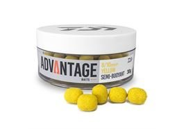 Daiwa Advantage Hakenköder - 6/8mm - Yellow Sweetcorn
