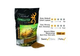 Browning Champion's Method Formula Fish Natur Scopex Karame