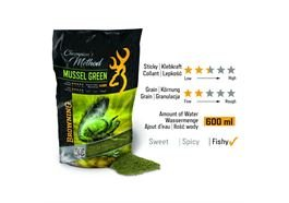 Browning Champion's Method Mussel green grün 1kg