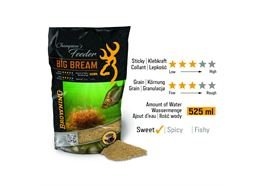 Browning Champion's Feeder Mix Big Bream gelb 1kg