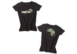 Zeck Fishing Zeck Girlie Shirt S