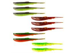 Zeck Fishing Wilson 6,4cm Mixed Top Seller 10 pcs