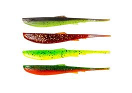 Zeck Fishing Wilson 15,2cm Mixed Top Seller 4 pcs