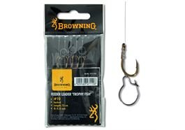 Browning Feeder Trophy Fish Vorfachhaken