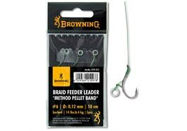 Browning Braid Feeder Leader Method Pellet Band