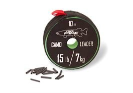 Mr. Pike Camo Coated Leader Material 10m